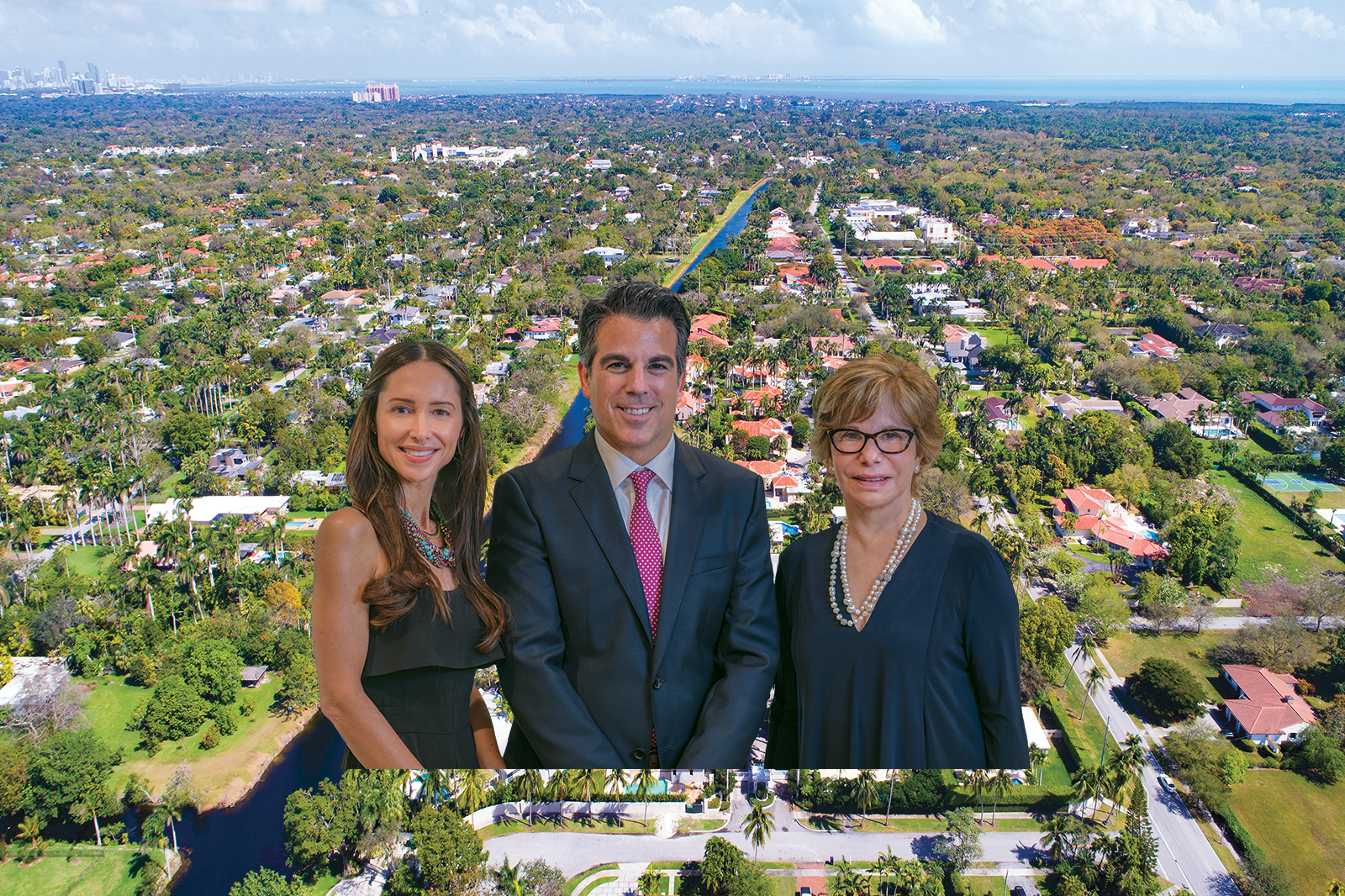 The Levy Group Real Estate team